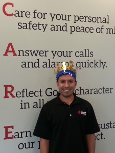 Gabe - King of CARE 3rd Qtr 2015